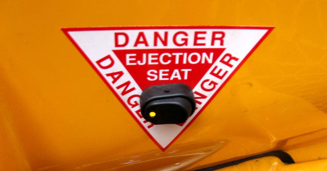 The danger of boring safety inductions at work. Image: Danger! by Karen via Flickr.